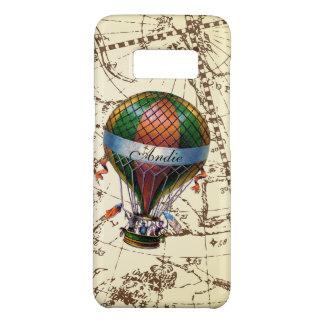 Galaxie-Heißluft-Ballon auf Tierkreis-Himmel Case-Mate Samsung Galaxy S8 Hülle