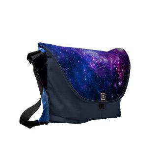 Galaxie-Initiale Kuriertasche