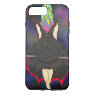 Galaxie-Kasten iPhone 8 Plus/7 Plus Hülle