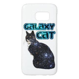 Galaxie-Katze