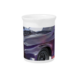 Galaxie-lila Muskel-Auto 2016 Getränke Pitcher