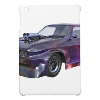 Galaxie-lila Muskel-Auto 2016 iPad Mini Hülle
