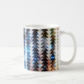 Galaxie-Pfeil-Muster-Raum-Stammes- geometrisches Kaffeetasse