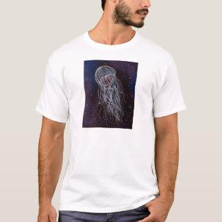Galaxie-Quallen T-Shirt