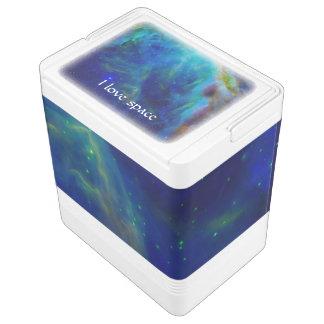 Galaxie-Raumuniversum Orions-Nebelflecks Igloo Kühlbox