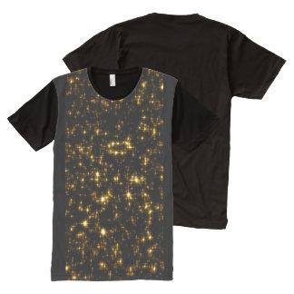 Galaxie-Shirt T-Shirt Mit Bedruckbarer Vorderseite