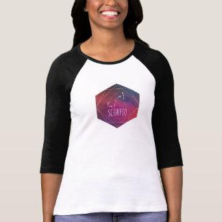 Galaxie-Skorpion T-Shirt