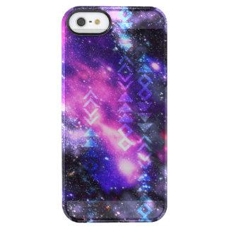 Galaxie Stammes- iPhone6 klären Fall Durchsichtige iPhone SE/5/5s Hülle
