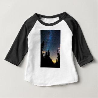 Galaxie-Steigen Baby T-shirt