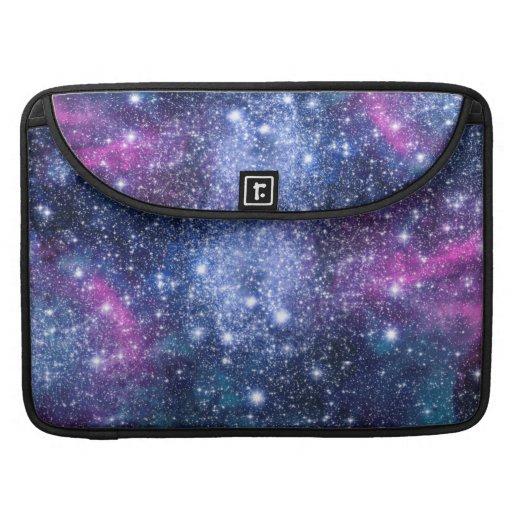 Galaxie-Sterne Sleeves Für MacBooks