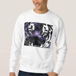 Galaxie-Tiger Sweatshirt