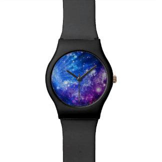 Galaxie Uhr