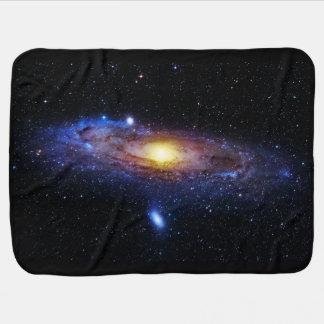 Galaxie-Unbekanntes Babydecke