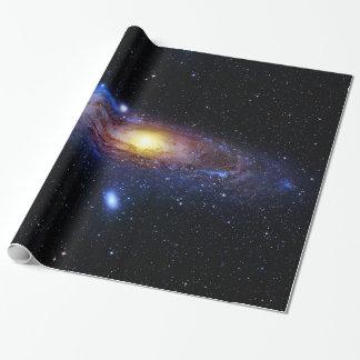 Galaxie-Unbekanntes Geschenkpapier