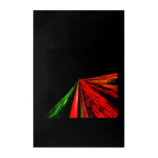 Galaxie-Wand-Kunst Acryl Wandkunst