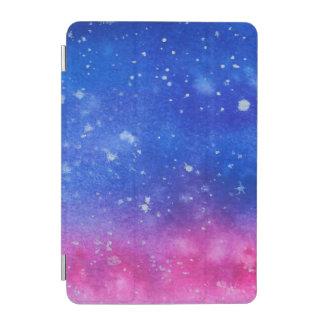 Galaxie-Wasserfarbe iPad Mini Hülle