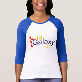 Galaxie-Wecker T-Shirt