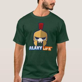 Galaxieleben spartanisches Alliance-Logo! T-Shirt