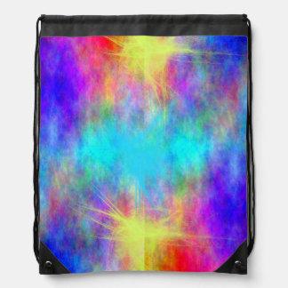 galaxy dust art turnbeutel