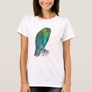 Galaxy owl 2 T-Shirt