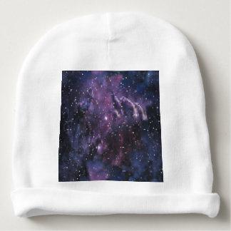 galaxy pixels babymütze