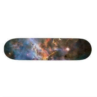Galaxy Skateboard Personalisiertes Skateboard