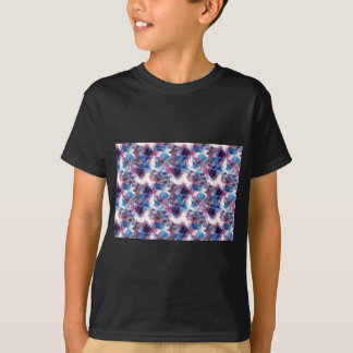 galaxy watercolor T-Shirt