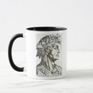 Galba Caesar (3 BC-69 ANZEIGE), 1596 (Stich) Tasse