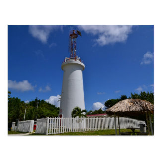 Galera-Punkt Toco Leuchtturm, Trinidad Postkarte