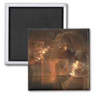 Galerie der hellen Fraktal-Grafik Quadratischer Magnet