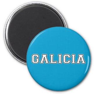 Galizien Runder Magnet 5,1 Cm