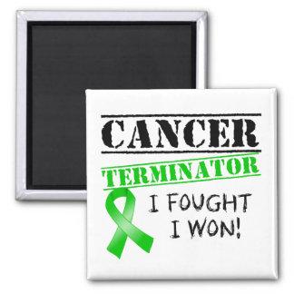 Gallenwegskrebs-Abschlussprogramm Kühlschrankmagnet