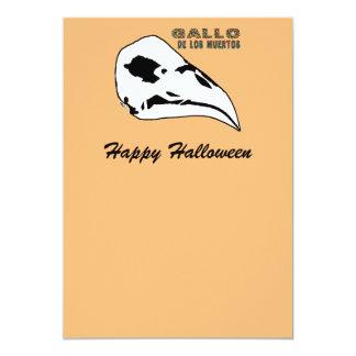 Gallo De Los Muertos Karte