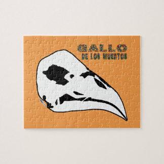 Gallo De Los Muertos Puzzle