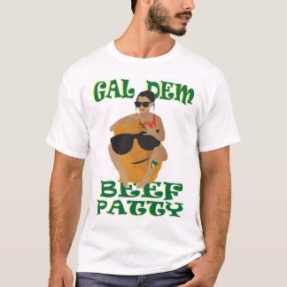 Gallonen-DM-Rindfleischpatty-T - Shirt