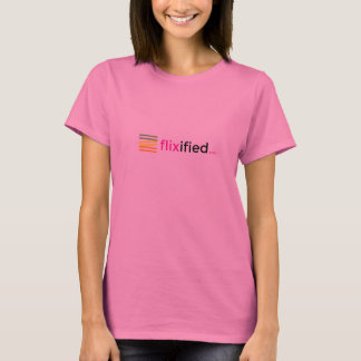 Gallonen Flixified Shirt- T-Shirt