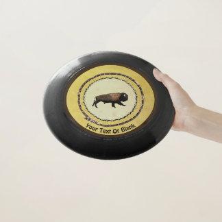 Galoppierender Bison Wham-O Frisbee