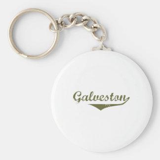 Galveston Revolutionst-shirts Schlüsselanhänger