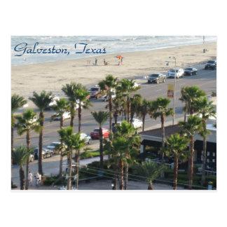 Galveston, Texas Postcard-3 Postkarte
