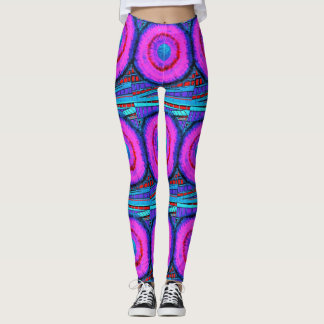 Gamaschen Le Liza Designs Leggings
