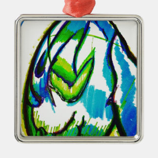 Gamasiluria durch Helle Silbernes Ornament