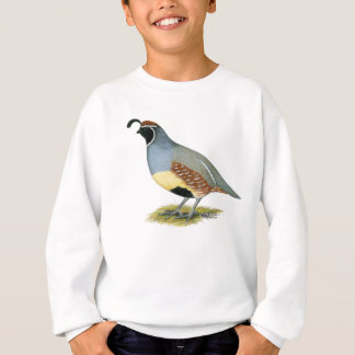 Gambels Wüsten-Wachteln Sweatshirt