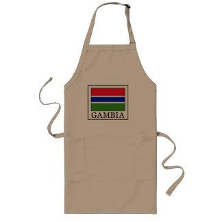 Gambia Lange Schürze