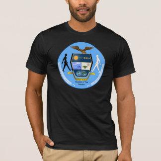 Gambia-Wappen GR. T-Shirt