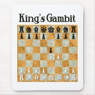 Gambit Königs Mousepads