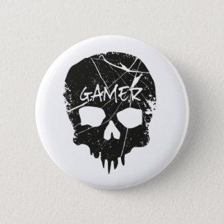 Gamer-Abzeichen/Knopf - einzigartiges Geschenk für Runder Button 5,7 Cm