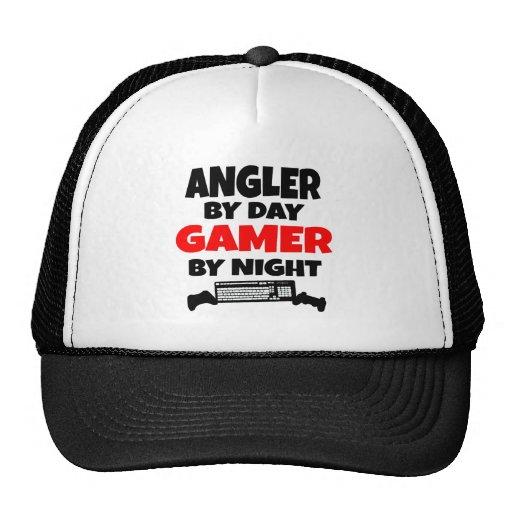 Gamer-Angler Baseball Kappe