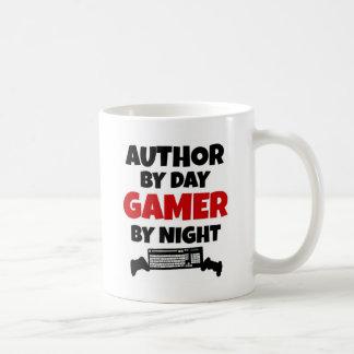 Gamer-Autor Kaffeetasse