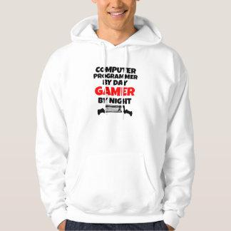 Gamer-Computerprogrammierer Kapuzensweatshirts