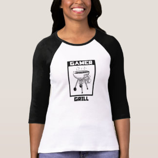 Gamer-Grill-Spitze - Gamer-Mode T-Shirt